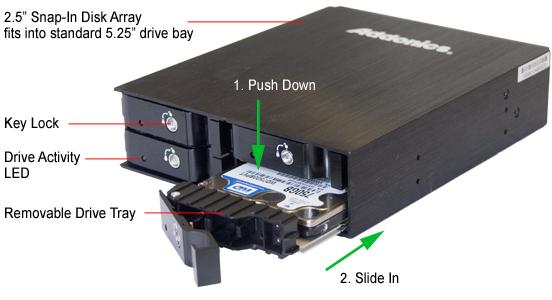 固态硬盘支架安装图解
