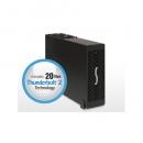 Sonnet Echo Express III-D Desktop Thunderbolt 2  雷电接口转PCIe 2.0 扩展箱