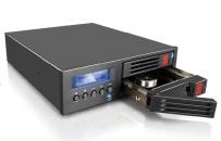 """RAIDON 锐铵 MR2020-2S-S2R 光驱位转2×2.5""""内接RAID硬盘模组"""