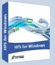 HFS+ for Windows 9.0:让Windows可以读写Mac OS HFS+磁盘