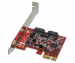 Addonics Hybrid HDD - SSD Controller SATA RAID卡 AD2SAHSSD