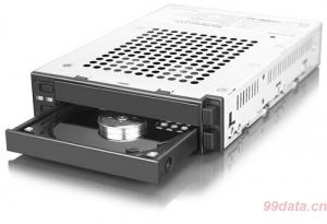 RAIDON锐铵iR2770内置RAID磁盘阵列模组,3.5硬盘位转2×2.5