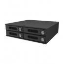 "RAIDON 锐铵 iT4300-U5  2.5"" 4盘位JBOD SAS内置硬盘模组,支持SATA/SAS硬盘"