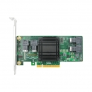 LRNV9324-4I PCIe x8 转内置4口SFF-8643 NVMe