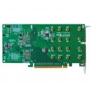 HighPoint火箭SSD7103 M.2 m2 NVMe转PCIe3.0x16 RAID阵列扩展卡